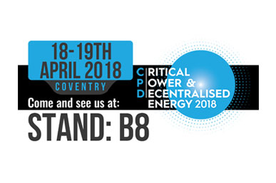 18th - 19th April 2018 Exhibition at CPD Show - Coventry