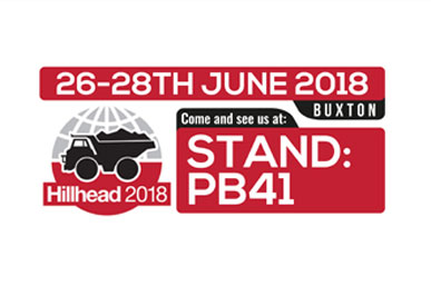 26th - 28th June 2018 Exhibition at Hillhead Show - Buxton