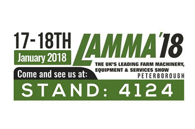 17th - 18th January Exhibition at Lamma Show - PeterBorough