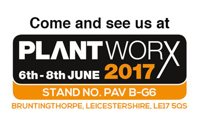 AV Exhibiting at Plantworx, Bruntingthorpe, Leicestershire 2017