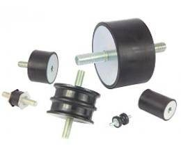 Rubber Vibration Dampers - bobbins link