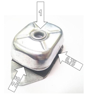 Marine Engine Mounts - image 1