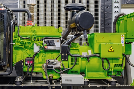 Diesel Driven Generator Sets - Section 3